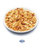 Mandel Krokant 50% Røget salt - Størrelse 2,8-9 mm