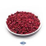 Hindbær - Størrelse 3-5 mm - Tørret